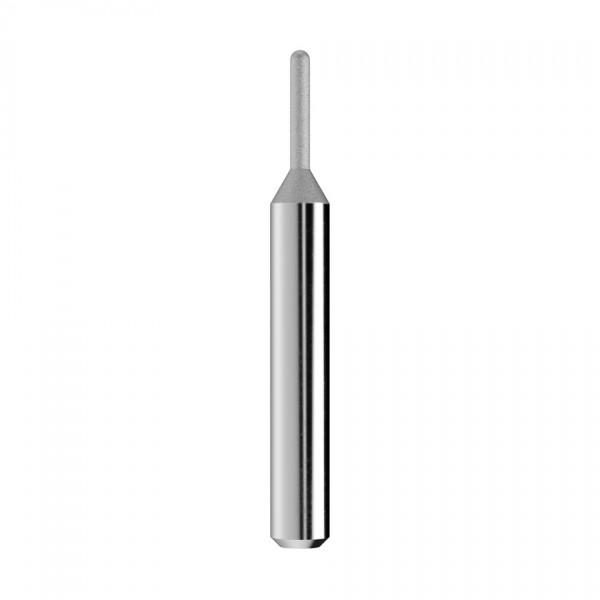 Diamantschleifstift Ø2mm, optimiert für die Glas-/Hybridkeramik-Bearbeitung