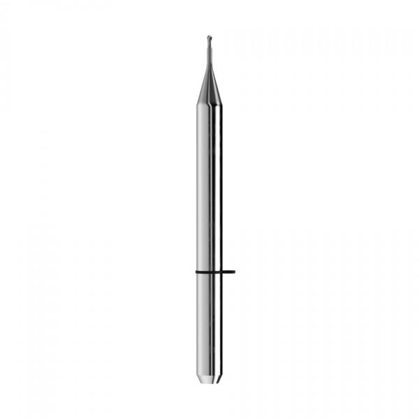 VHM-Radiusfräser Ø0,6mm, optimiert für die Composite-Bearbeitung